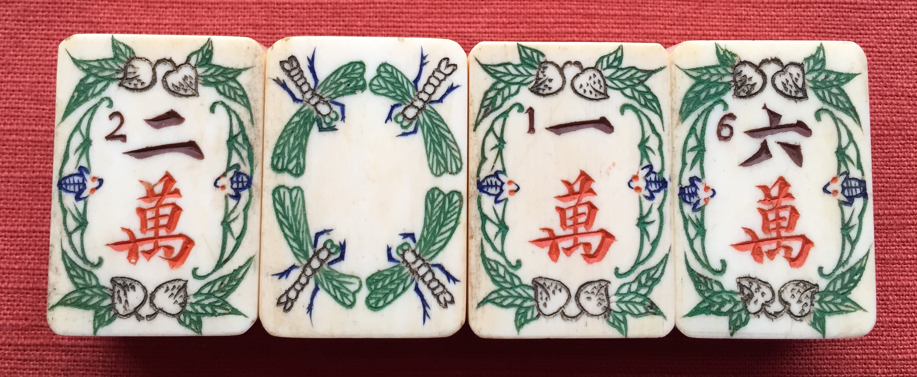 Mahjong Treasures